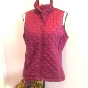 L.L. Bean women's Thinsulate Vest size Medium
